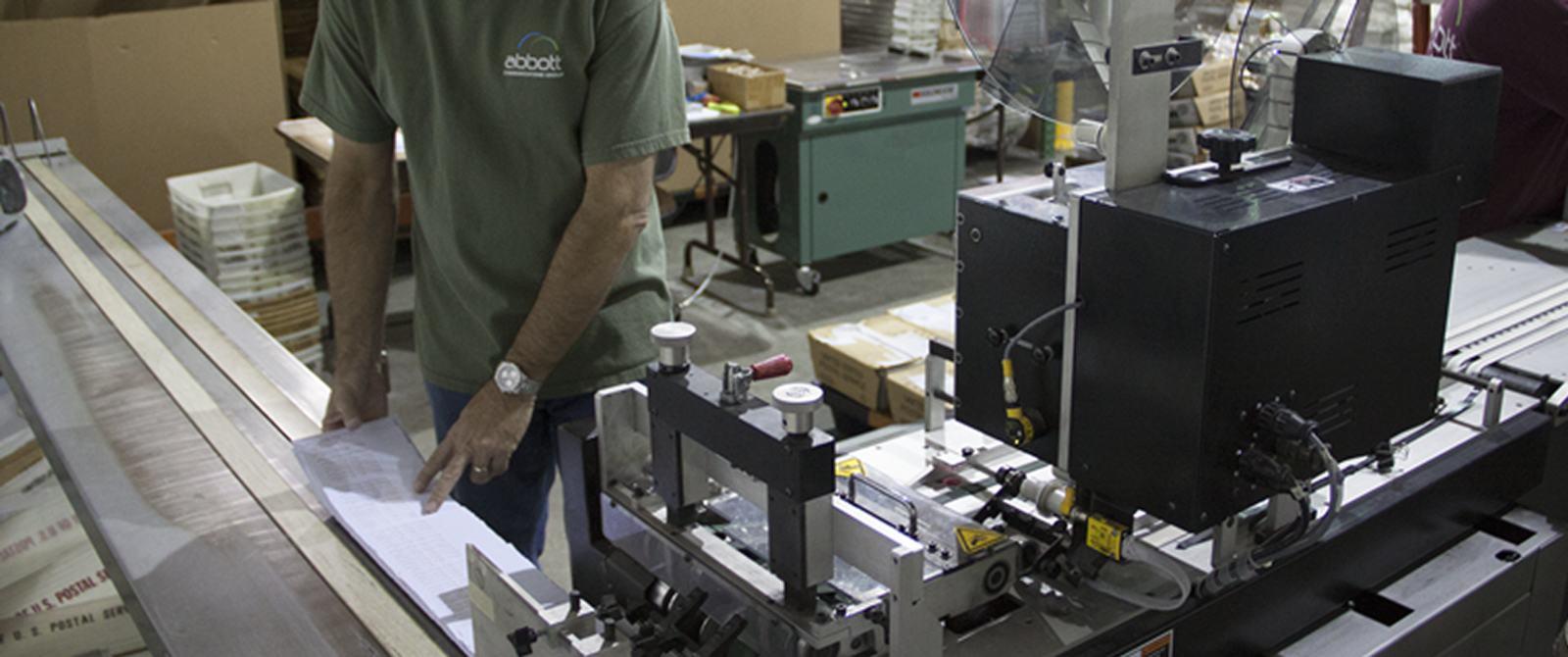 Abbott Employee printing
