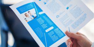 Creating an Eye-Catching Brochure