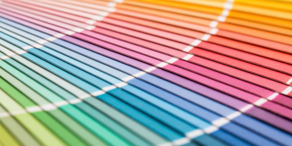 Advantages of Using a Pantone Matching System