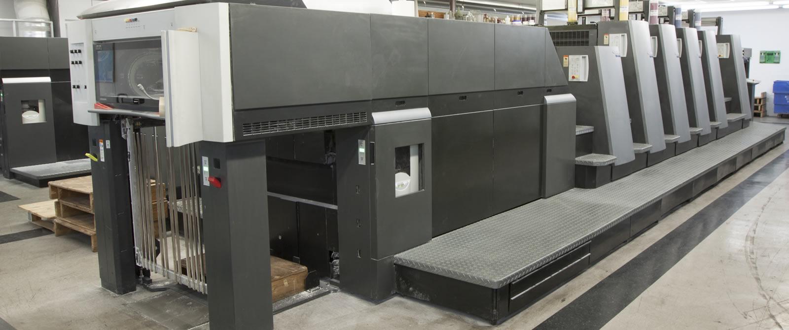 Abbott printer